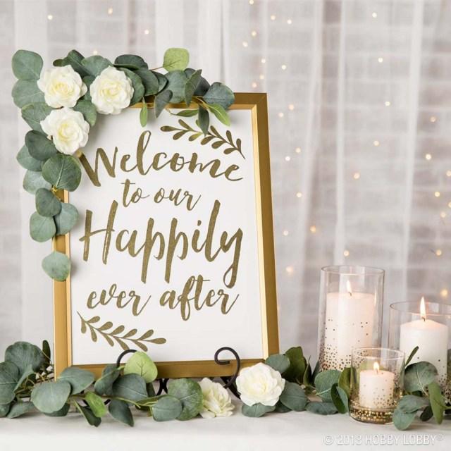 Wedding Diy Decorations Stylish Wedding Details For The Diy Bride Hob Lob Blog