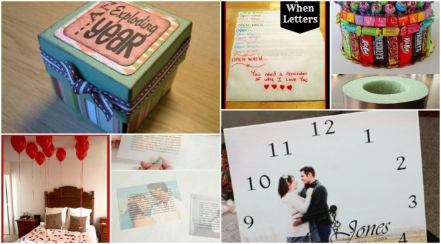 Wedding Gift Ideas Diy 12 Diy Gift Ideas To Woo Your Wife This Anniversary A To Z Do It