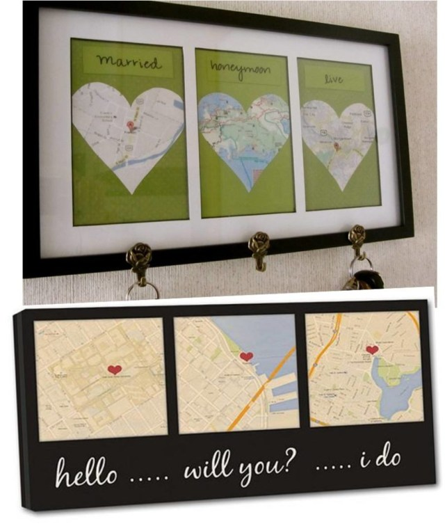 Wedding Gift Ideas Diy Best Gift Idea First Wedding Anniversary Gift To Make 30 Creative