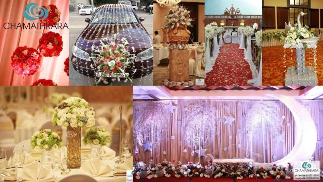 Wedding House Decorations Chamathkara Flora Kandy The Wedding House