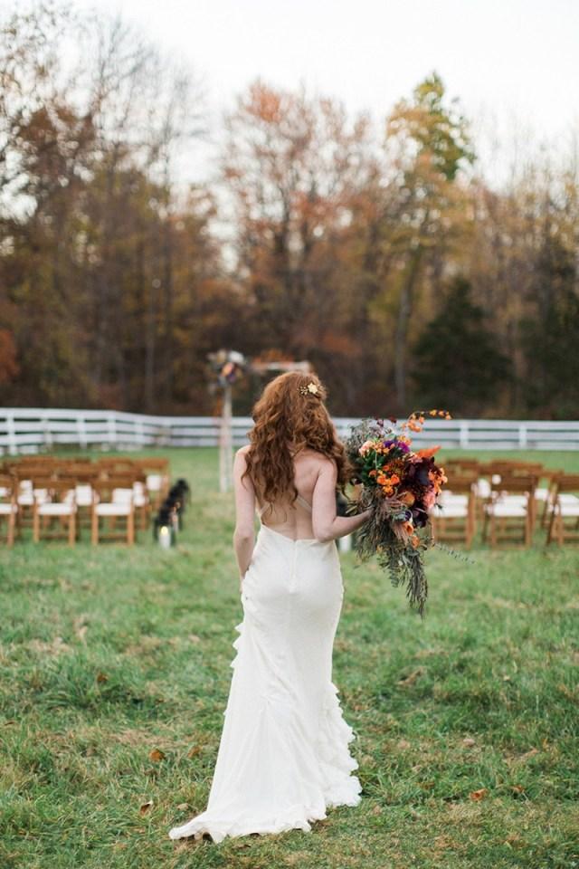Wedding Ideas Fall Trending Fall Farm Wedding Ideas