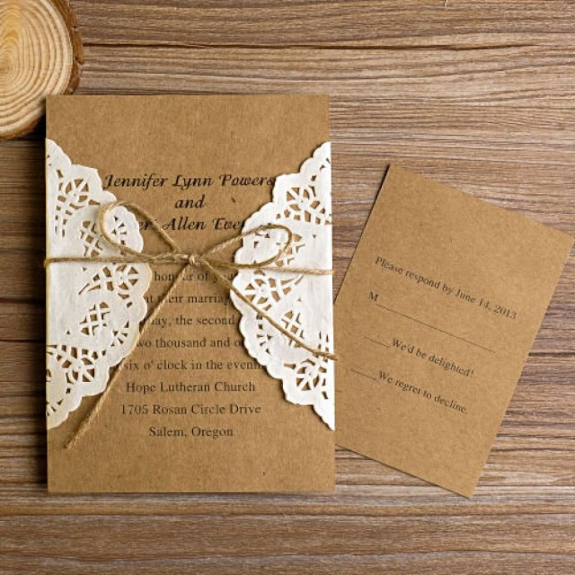 Wedding Invitation Diy Gorgeous Diy Wedding Invitations Diy Wedding Invitations