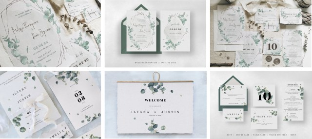 Wedding Invitation Diy Time To Diy Your Wedding Invitations With These Trends The Hungry Jpeg