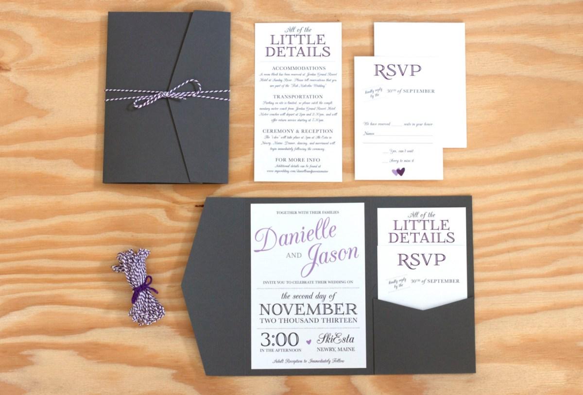 Wedding Invitation Pockets Invitation Pockets Idasponderresearchco