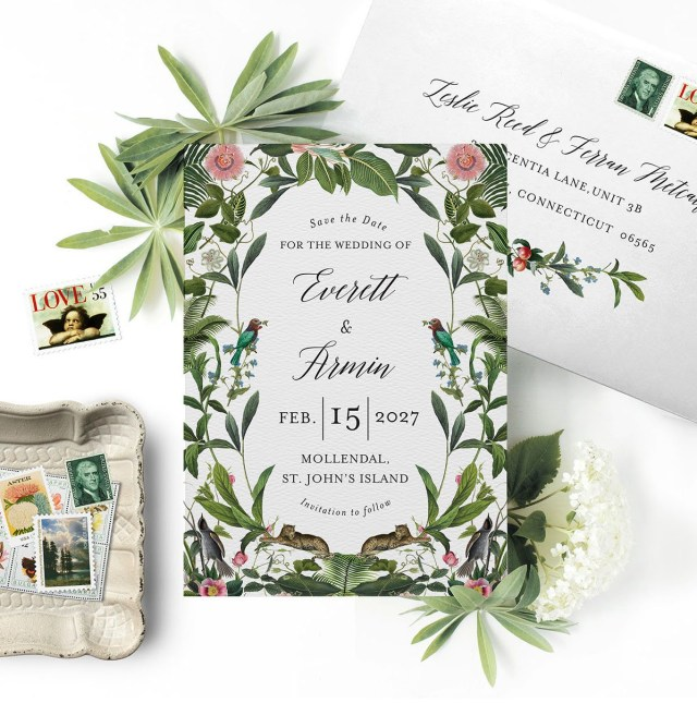 Wedding Invitations And Save The Dates What You Need To Know About Save The Date Etiquette A Practical