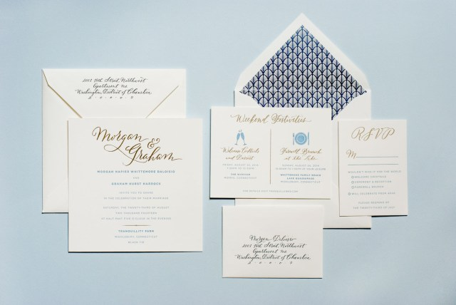 Wedding Invitations Envelopes 10 Stunning Modern Calligraphy Fonts For Weddings