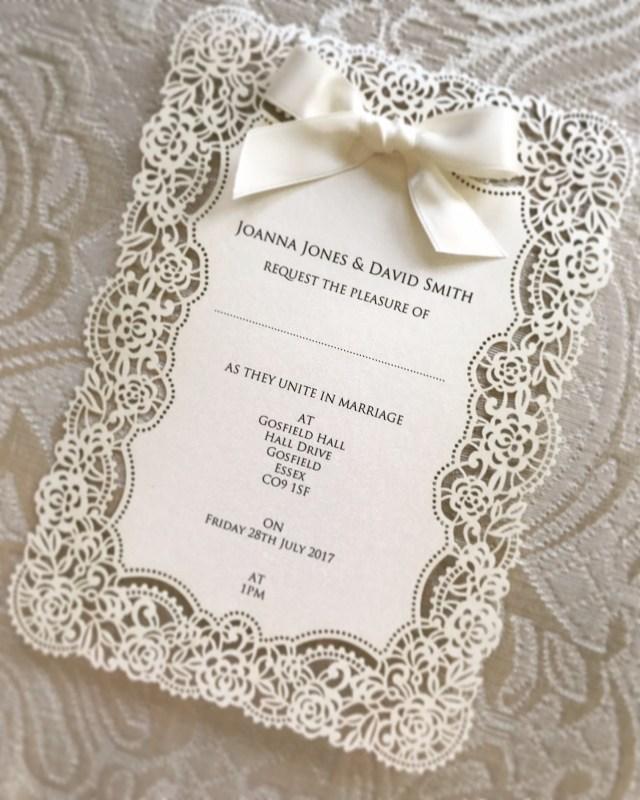Wedding Invitations Essex Angels Creations Luxury Wedding Invitations