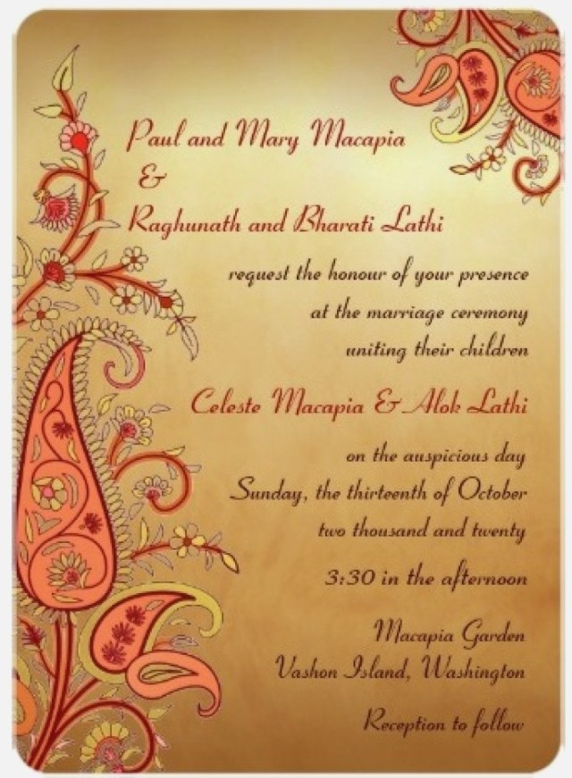Wedding Invitations Indian 28 Pics Indian Wedding Invitation Cards Lovely Co Wedding Tales