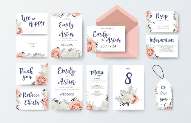 Wedding Invitations With Photos Best Printers For Diy Wedding Invitations Printer Guides And Tips