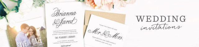 Wedding Invitations With Photos Utah Wedding Invitations Match Your Color Style Free Basic Invite