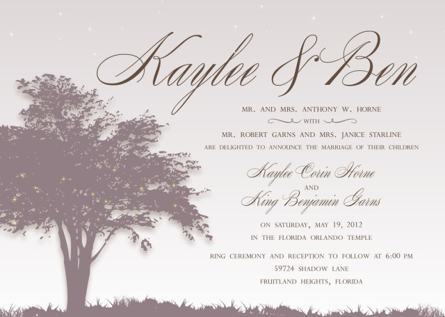 Wedding Invitations Wording Samples Wedding Decoration Sample Wedding Invitation Wording Reception