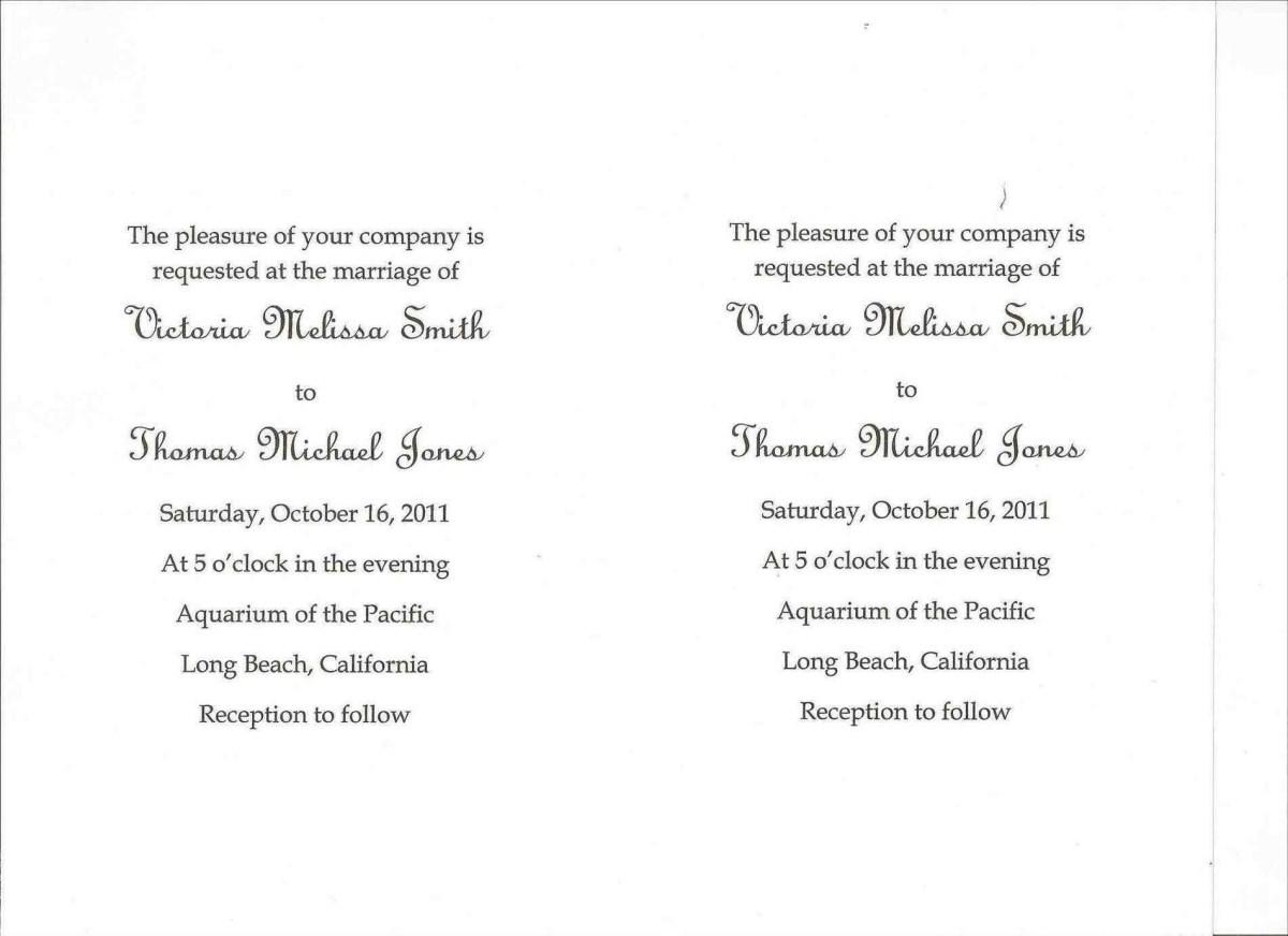 Wedding Invitation Wording Samples.Wedding Invitations Wording Samples Wedding Invitation