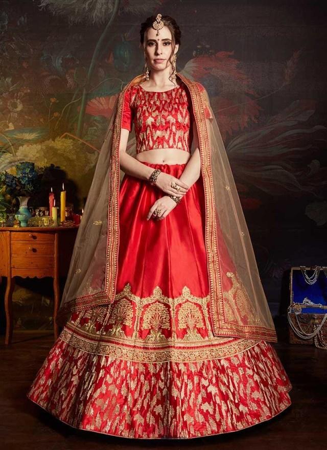Wedding Lehengas Bridal Bridal Lehenga Shop Online For Wedding Lehengas At Best Price