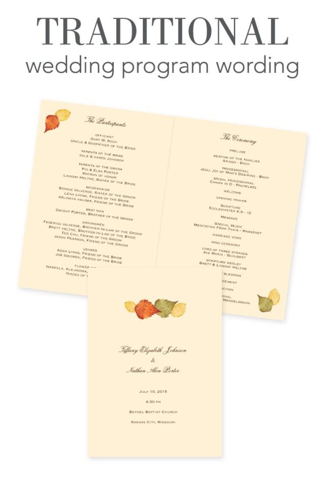 Wedding Program Ideas 027 Free Sample Wedding Programs Templates Template Ideas At