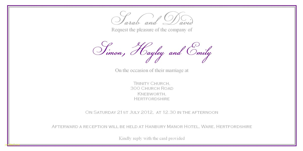Wedding Reception Invitation Quotes Top Result Wedding Reception Invitation Wording From Bride And Groom
