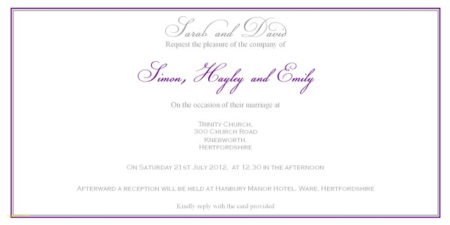 Wedding Reception Invitation Quotes Top Result Wedding Reception Invitation Wording From Bride And Groom