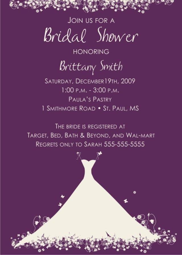 Wedding Shower Invitations Wording Bridal Shower Invitation Wording Gift Cards Only Bridal Shower