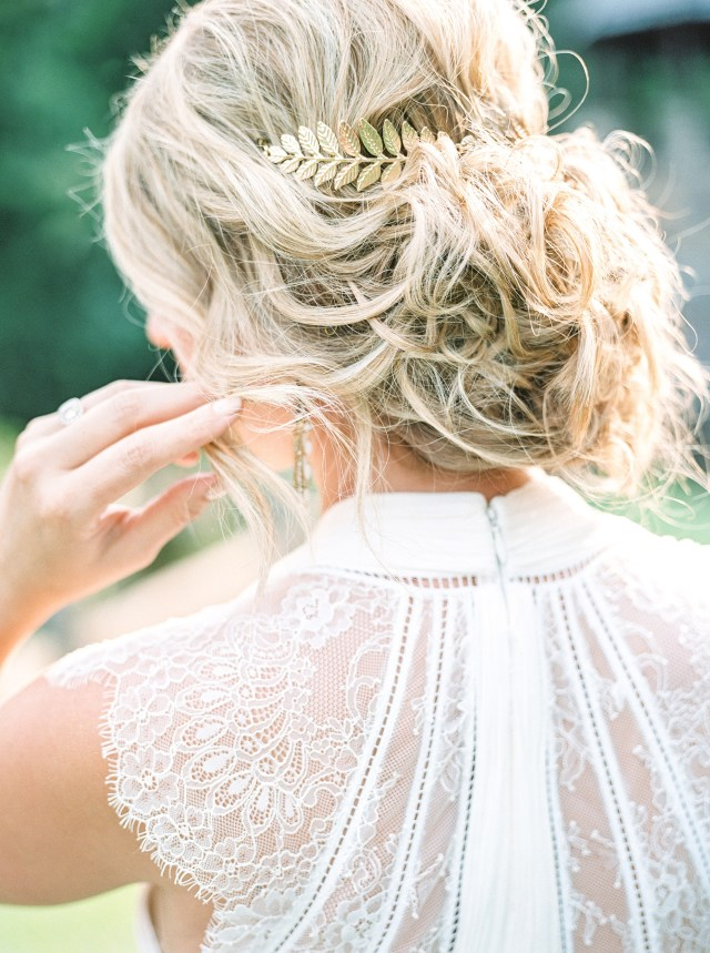 Wedding Styling Ideas 5 Bohemian Wedding Hairstyle Ideas And Accessories Were Totally