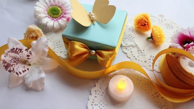 Wedding Suvenirs Ideas How To Make Easy Cheap Wedding Favor Diy Ideas Youtube