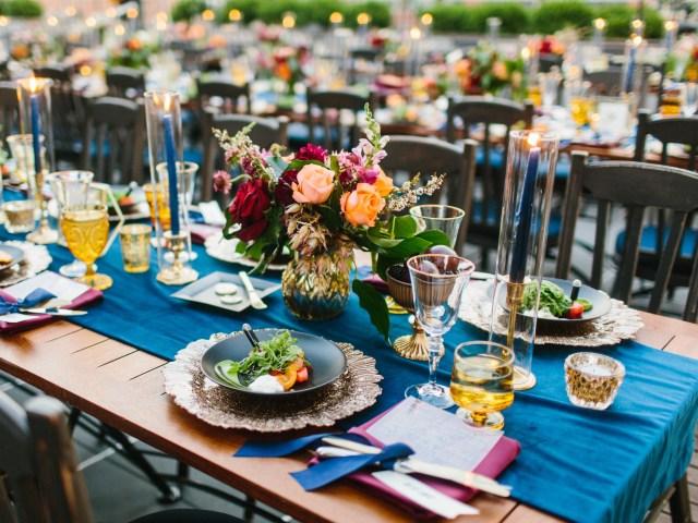 Wedding Tablescapes Ideas 17 Ideas For A Fall Wedding Tablescape Brides
