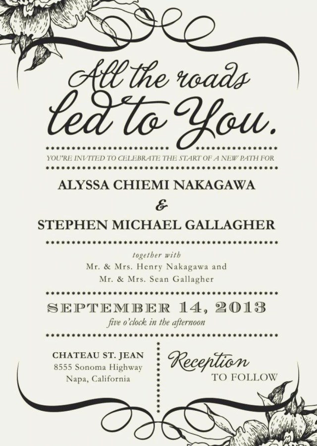 What To Say On A Wedding Invitation Wedding Invitation Sayings Elegant What To Say Wedding Invitations