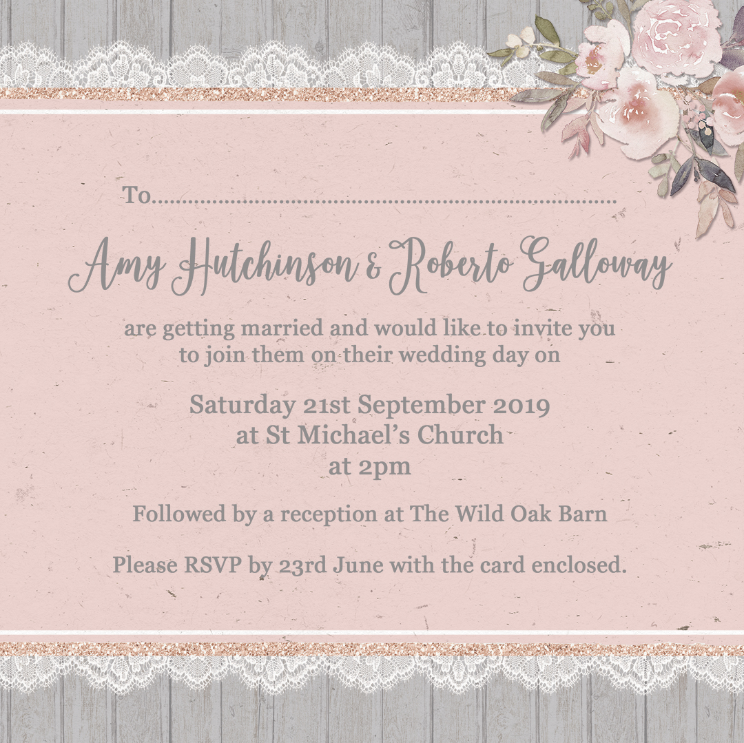 What To Write On A Wedding Invitation The Complete Guide To Wedding Invitation Wording Sarah Wants