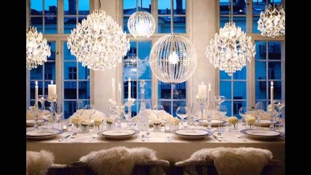 Winter Wedding Decorations Best Winter Wedding Decor Ideas
