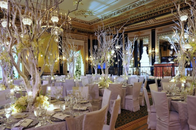 Winter Wedding Decorations Winter Wedding Decorations Beauty Of Cold And Chillness Elasdress