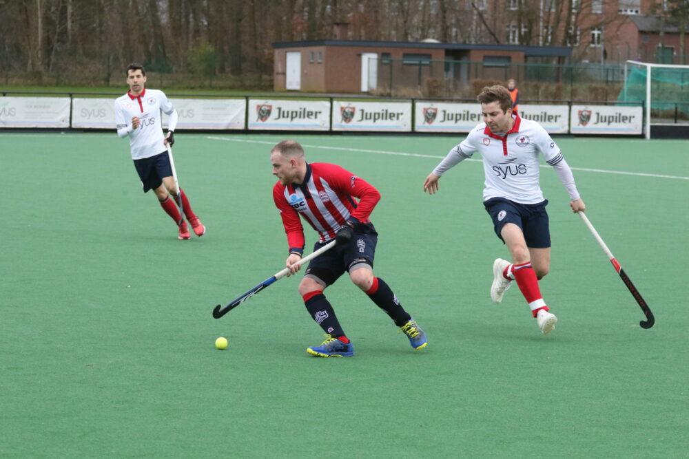 Mannen van KHC Leuven starten met drie uitmatchen