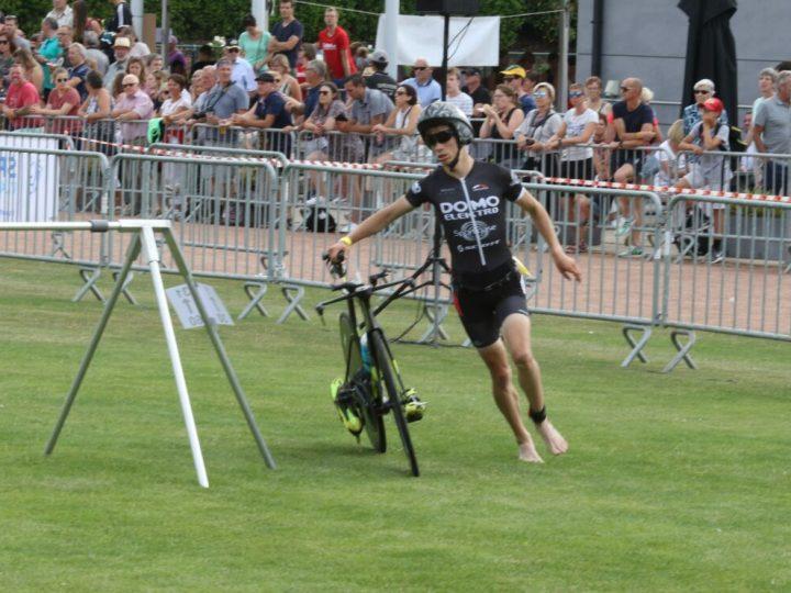 Triatleet Sander Heemeryck gebruikt competitieloze periode om motor te vergroten