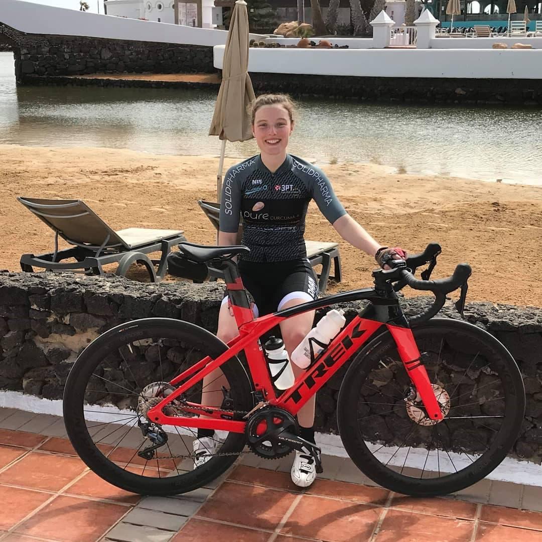 Triatlete Joni Meere verliest een seizoen door corona