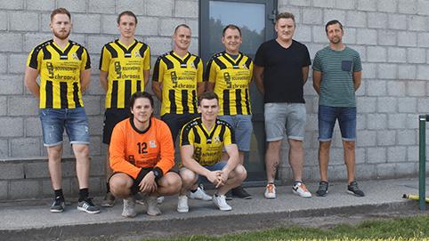 NV Lozenhoek Keerbergen behoudt zijn spelerskern grotendeels en versterkt ze nog
