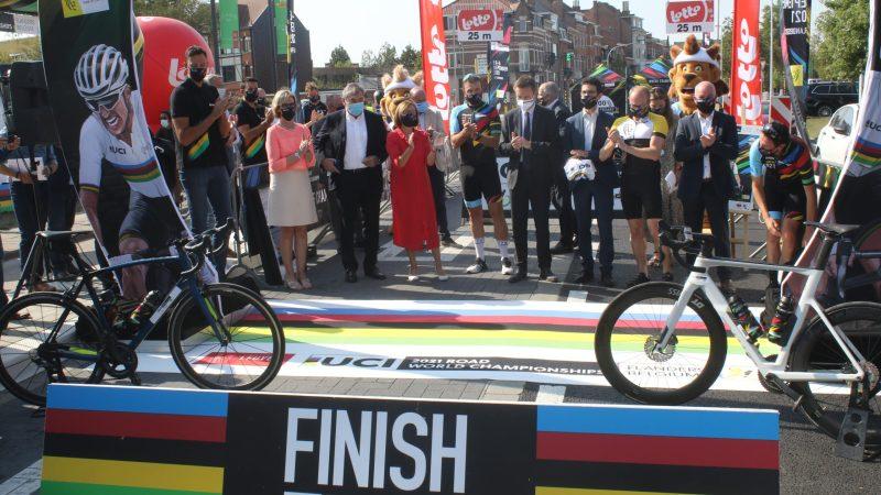 Honderdste editie WK Wielrennen in Leuven onthuld