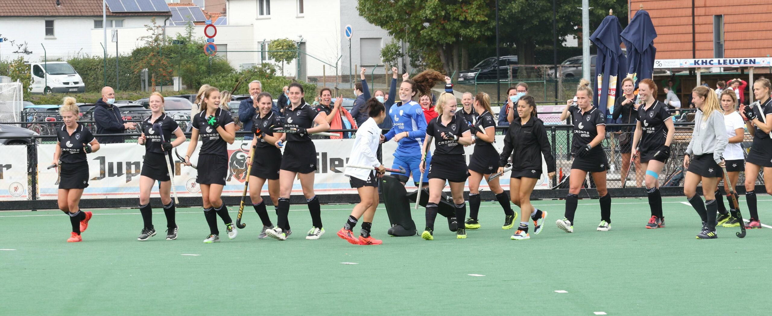Leuvense hockeyvrouwen grijpen naast eerste punt, Victory uitgekookter