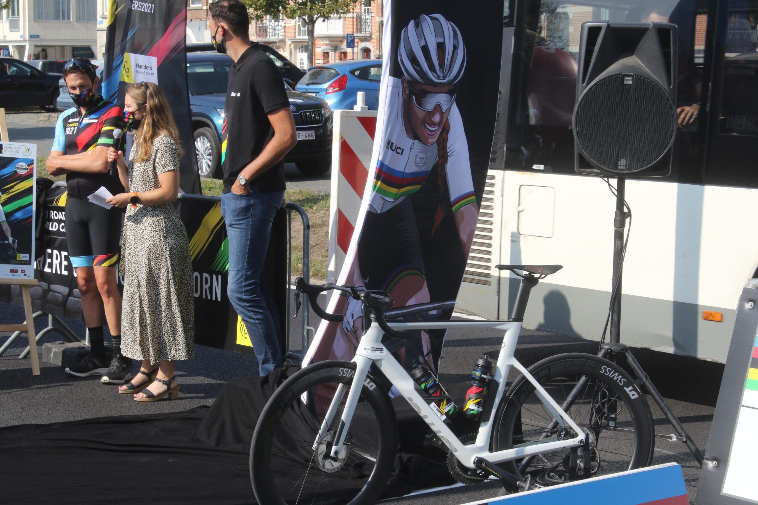 Eerste finish in Overijse brengt sterke rensters naar Brabantse Pijl