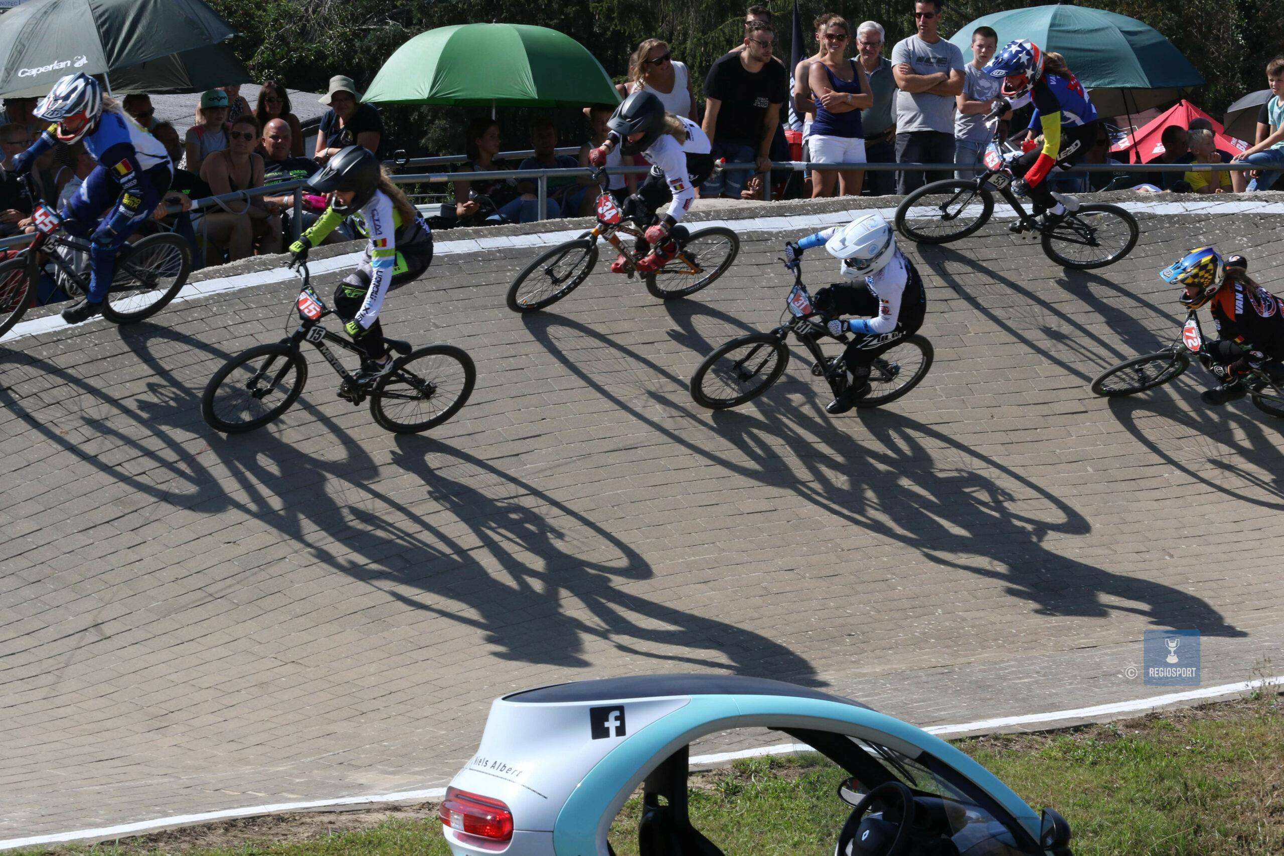 Geen Aarschotse Topcompetitiemanche BMX deze zondag