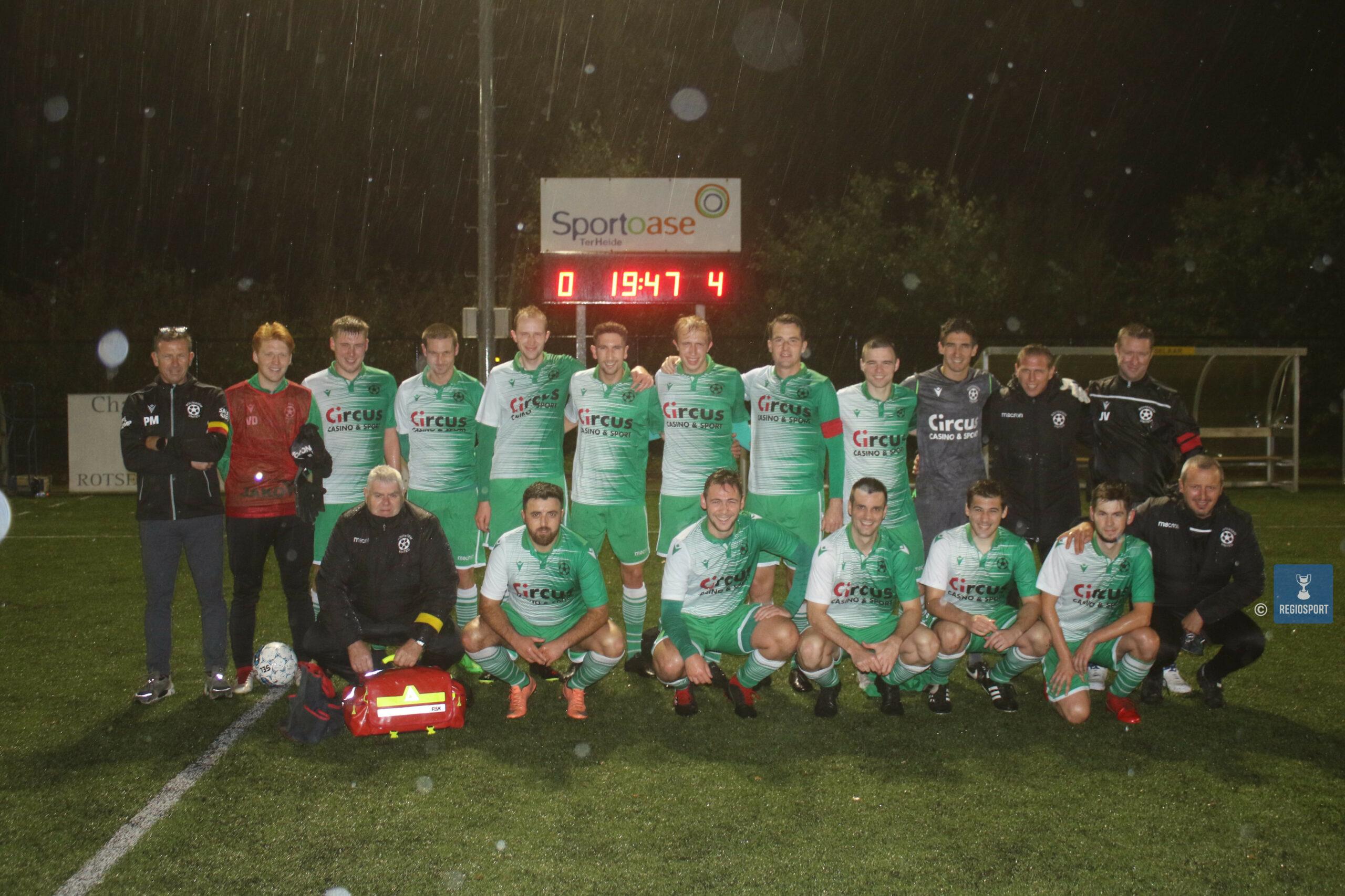 Boutersem United bezig aan wederopstanding: zestien doelpunten op drie matchen tijd!