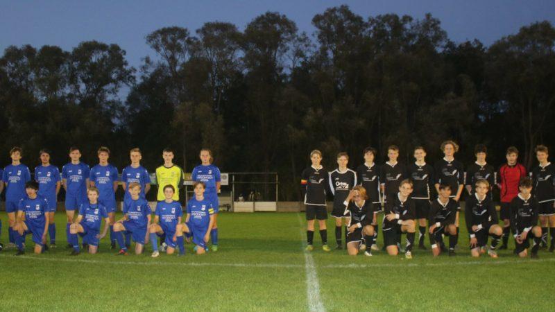 U17 KV Tremelo toont efficiëntie tegen SC Keerbergen