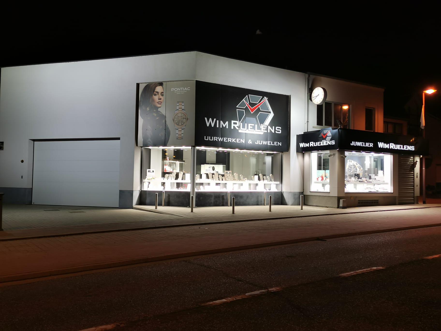 Juwelier Wim Ruelens laat opvolger aan het roer komen