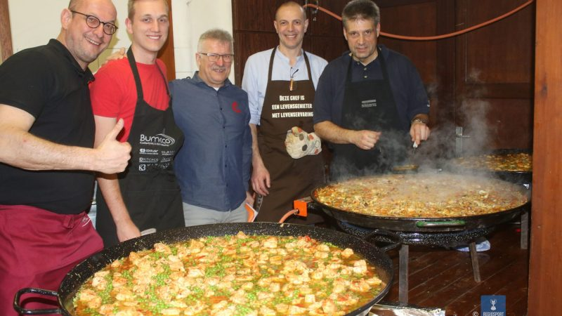 Volleybalclub Feniks Haacht vindt alternatieve manier om fondsen te werven