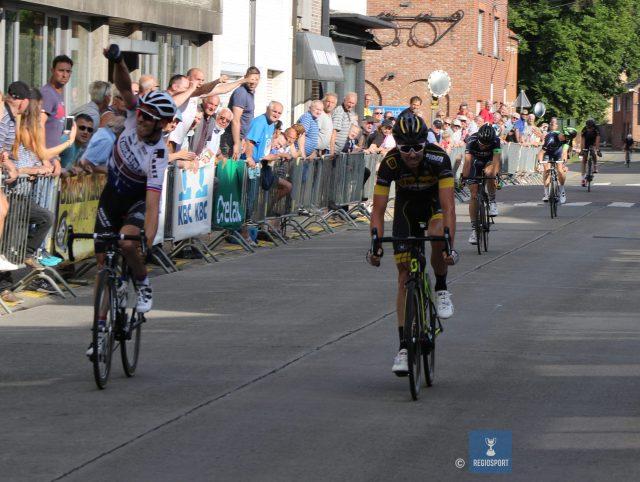 Michiel Broes wint de 52ste klassieke Eierprijs in Begijnendijk in 2017