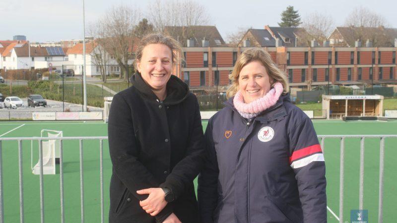 Sofie Gierts en An Van Aken gaven hoog en droog dynamische commentaar bij Leuven – Antwerp