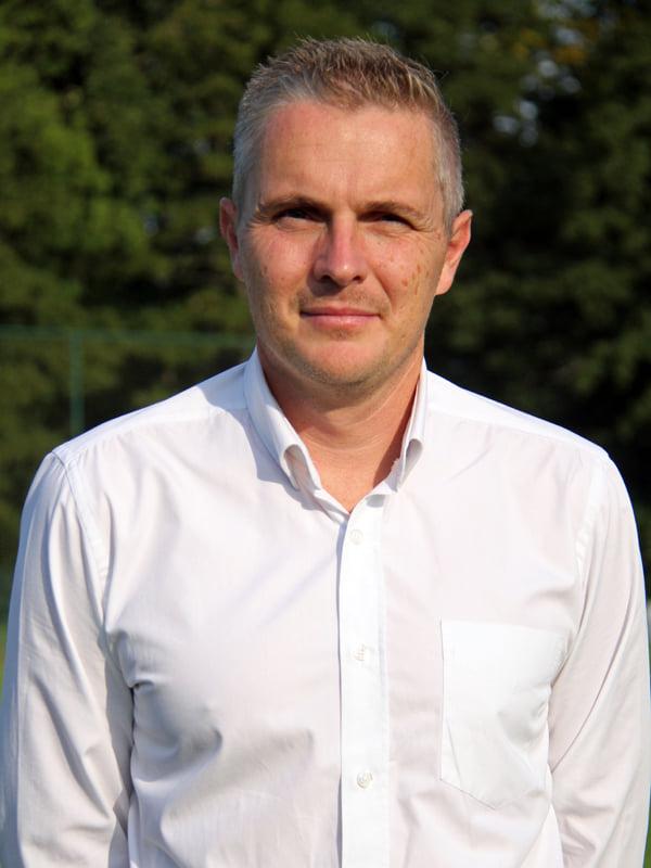Voorzitter Andries Vanhoof Foto Sporting Kampenhout