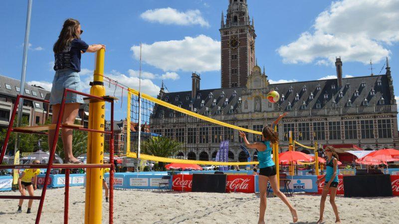 Leuven trapt Europees sportjaar af. GP Jef Scherens – Rondom Leuven en het WK wielrennen zijn de blikvangers.