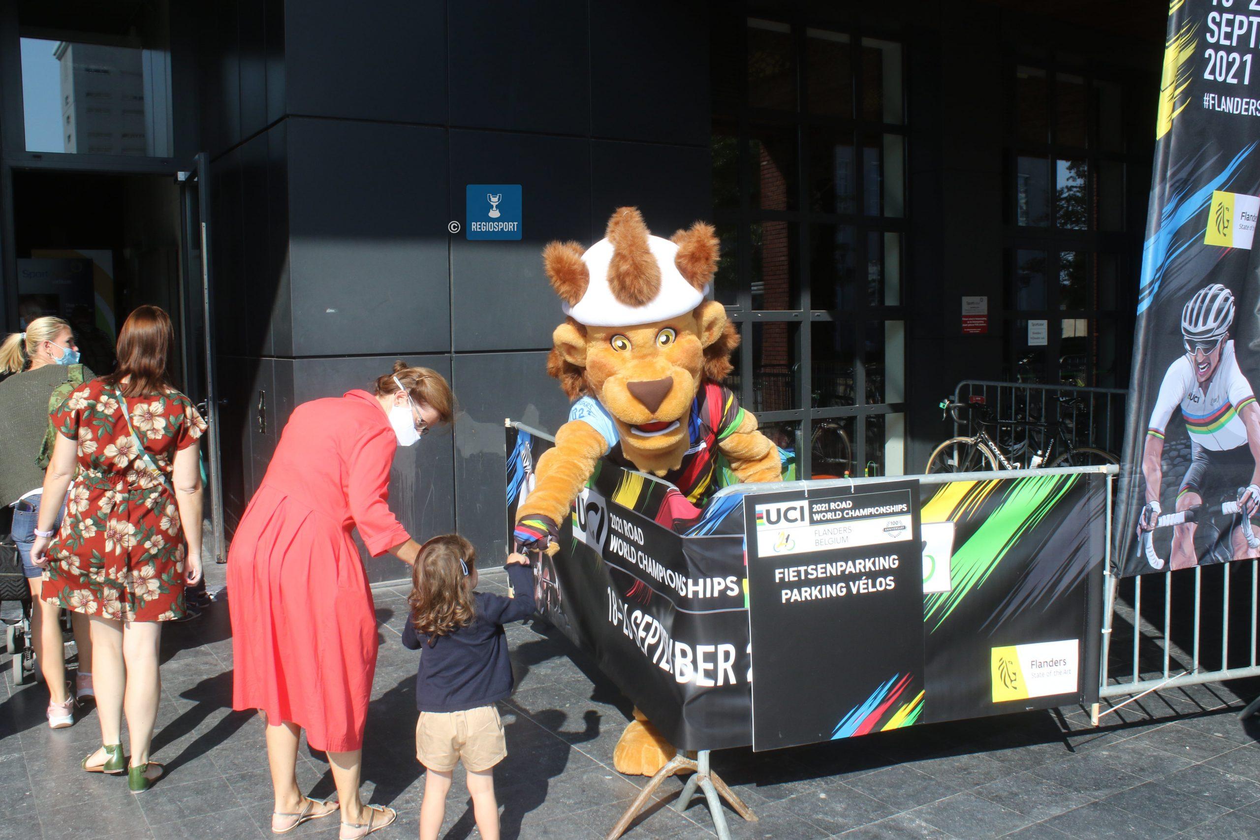WK wielrennen in Vlaanderen zoekt vrijwilligers