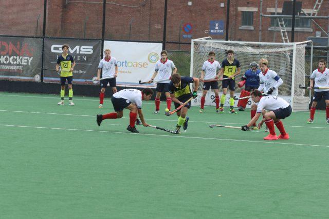 De U19 boys van De Pinte en Leuven blijven ook nog even competitieloos
