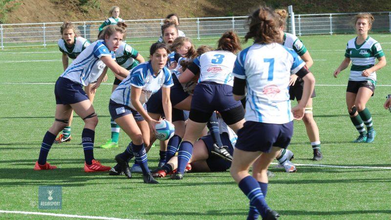 Voormalig turnster Amber Demulder speelt met passie rugby