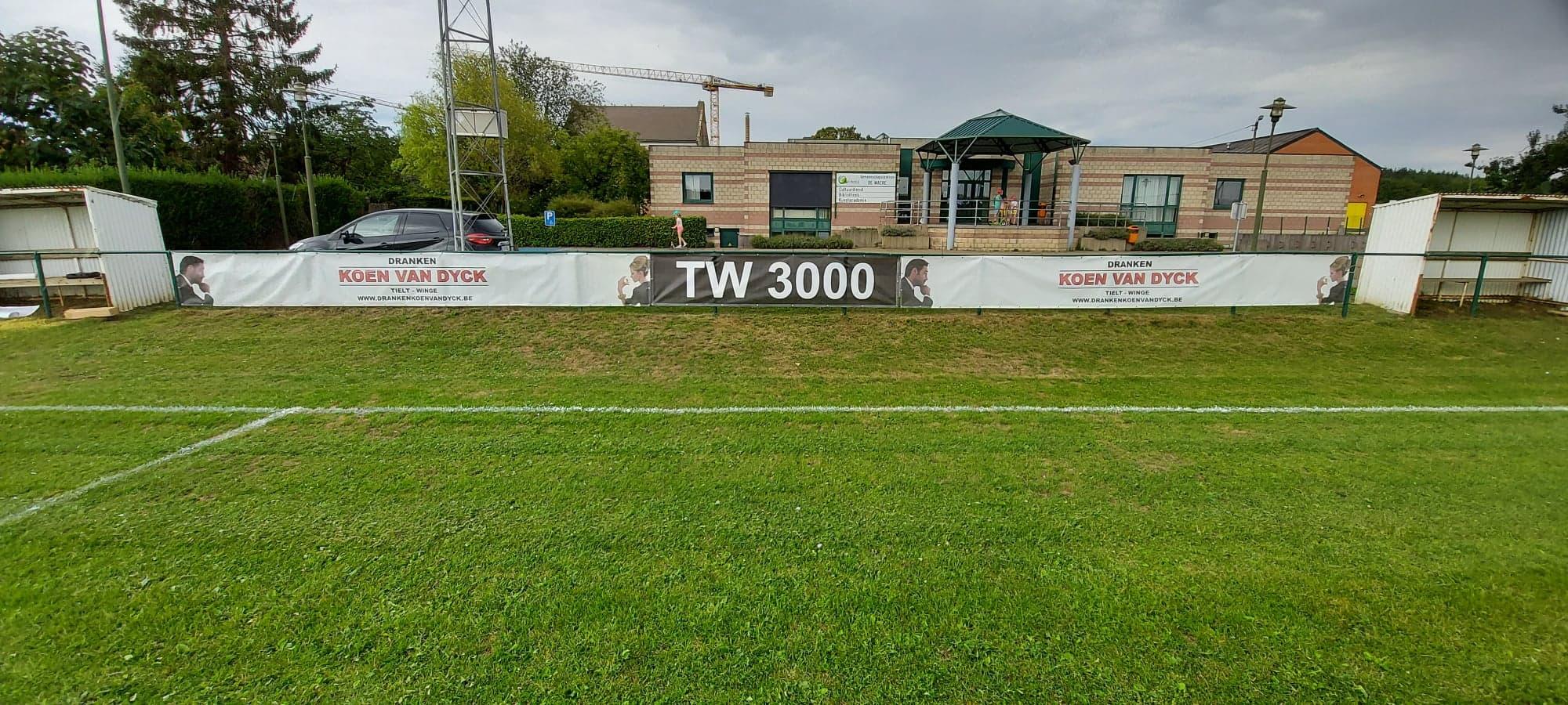 Tielt-Winge 3000 kent zijn ploeg voor volgend jaar en frist zijn thuisbasis op!