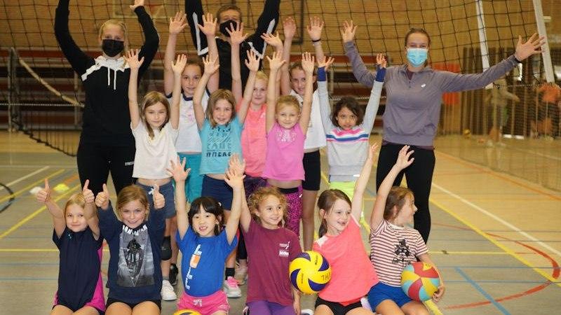 De U11 meisjes van BDO Haasrode Leuven snakken naar competitie