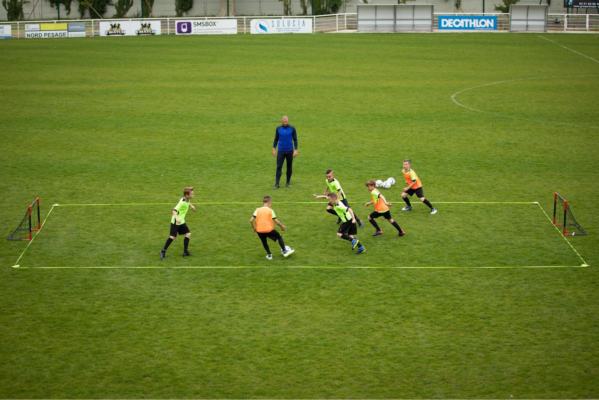 RWL Sport organiseert in samenwerking met Futsal Project Aarschot Make your Move talentendag op woensdag 7 april